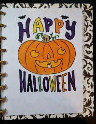 a colouring sheet :D