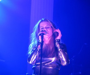 Sandra van Nieuwland albumpresentatie 1