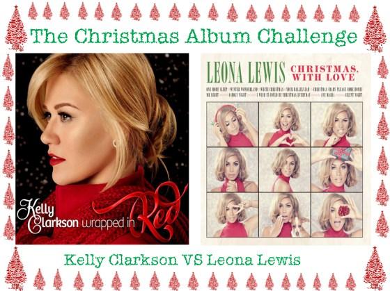 Kelly Clarkson Leona Lewis christmas