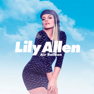 Lily Allen Air Balloon single cover