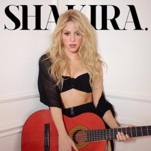 Shakira Shakira. album cover