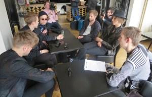Interview Urban Cone