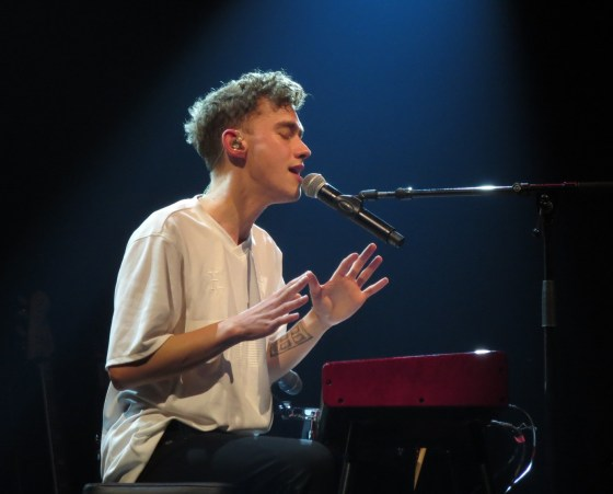 Olly Years & Years Amsterdam