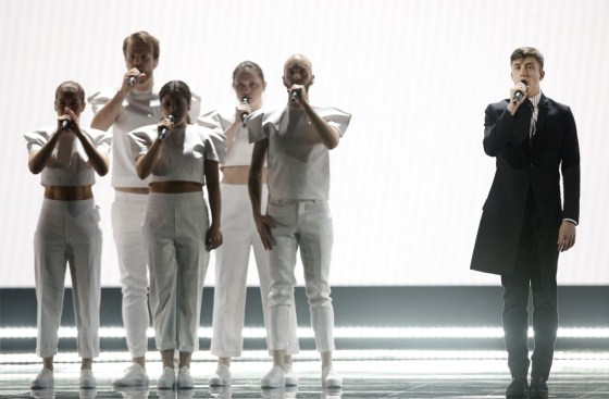 Belgium Loic Nottet Rhythm Inside