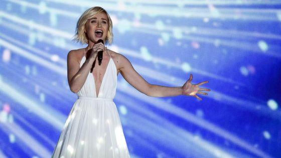 Polina Gagarina Russia Eurovision