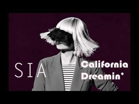 sia california dreamin