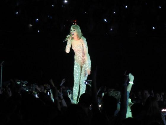 Taylor Swift Ziggo Dome