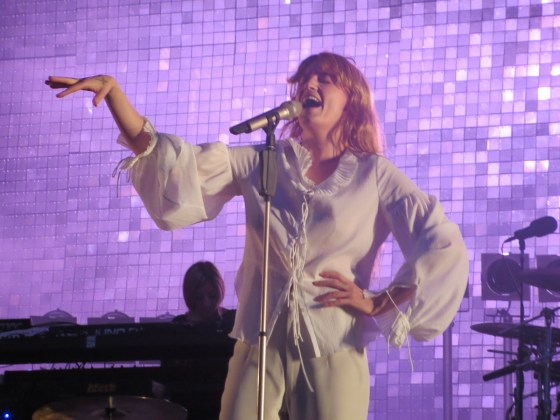Florence Machine Flow Festival