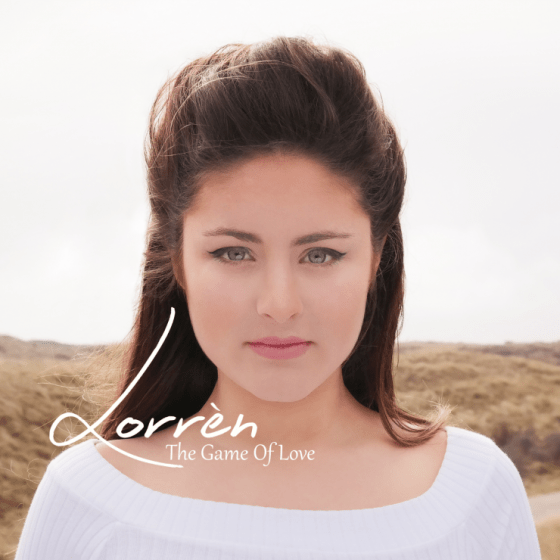 Lorren The Game of Love cover