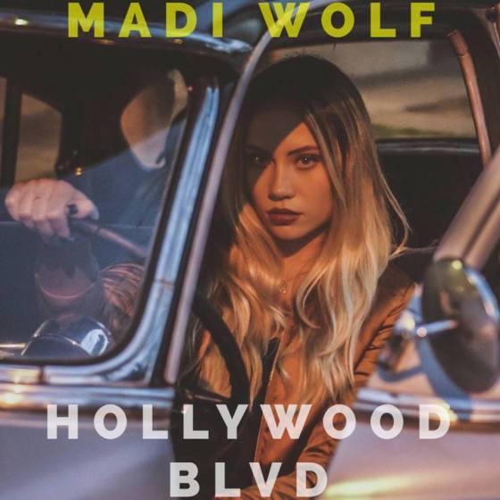Madi Wolf Hollywood Blvd