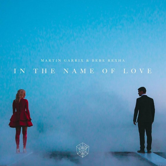 Martin Garrix Bebe Rexha Name of Love