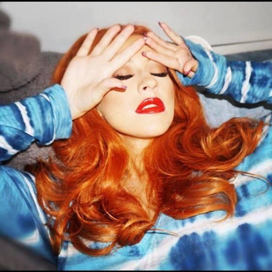 Christina Aguilera Change 2