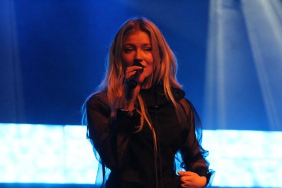 Astrid S at Melkweg. Photo by Michiel Vos, A Bit of Pop Music.