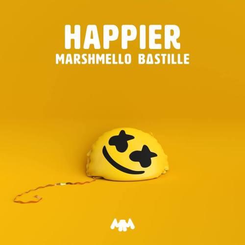 Marshmello Bastille Happier