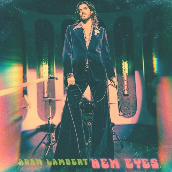 Single Review: Adam Lambert - New Eyes