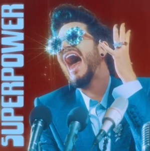 adam lambert superpower