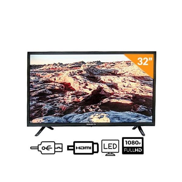 Maxi 32Inches LED HD Television  D2010