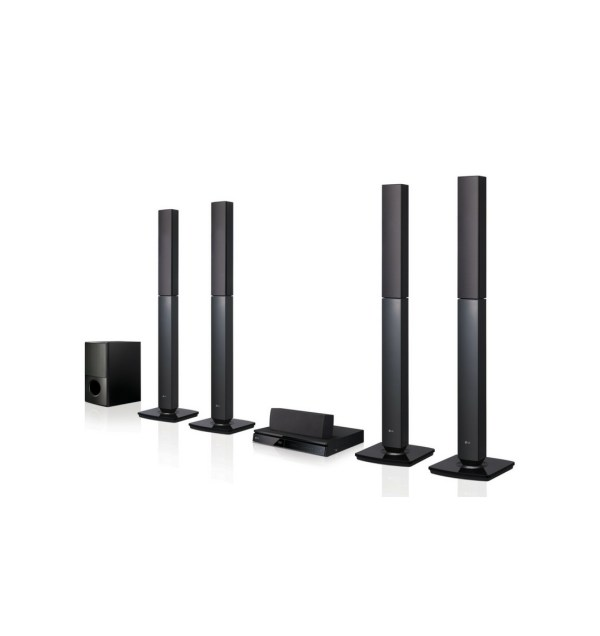 LG 1000watts Dvd Home Theatre systems