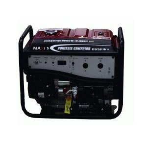 Maxi 6.5KVA 100% Copper Key Start Generator
