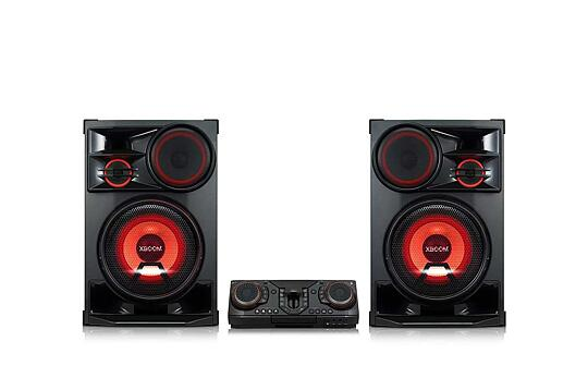LG Audio HI-FI System 98CL XBOOM
