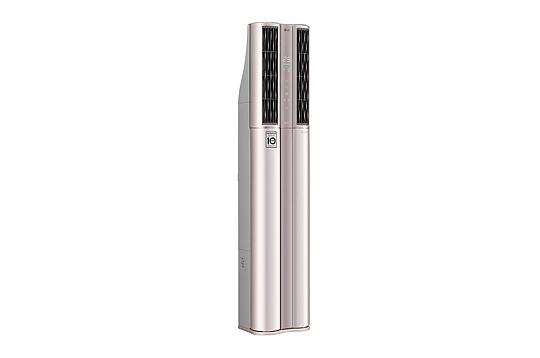 LG Dualcool Premium Gold Standing Air Conditioner 2.5HP