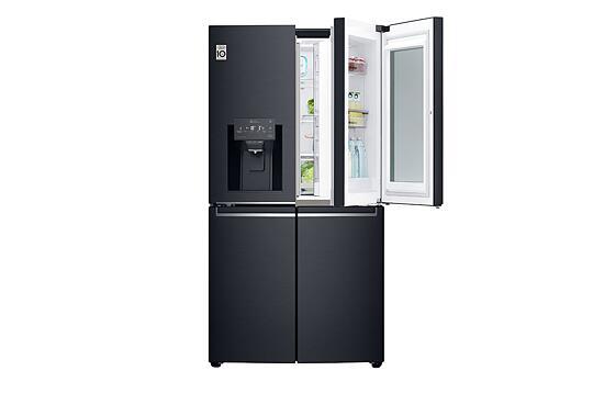 LG 889L InstaView Door In Door Refrigerator