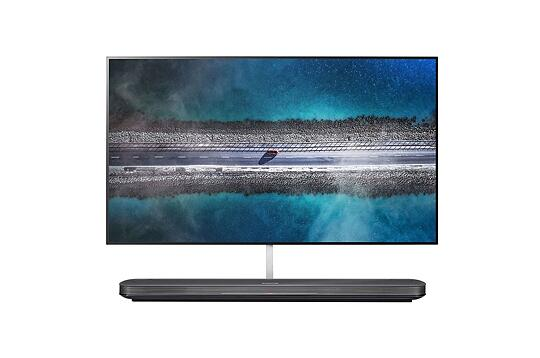 LG 77 inches SIignature OLED  4K HDR Smart TV