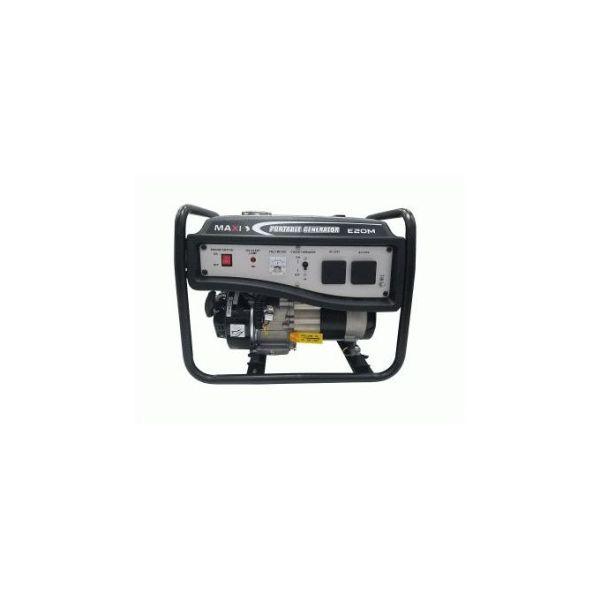 Maxi 2.5 KVA Generator Manual Starter Oil 100% Copper- EM20
