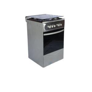 Maxi Gas Cooker 50*50 4B IGL Inox