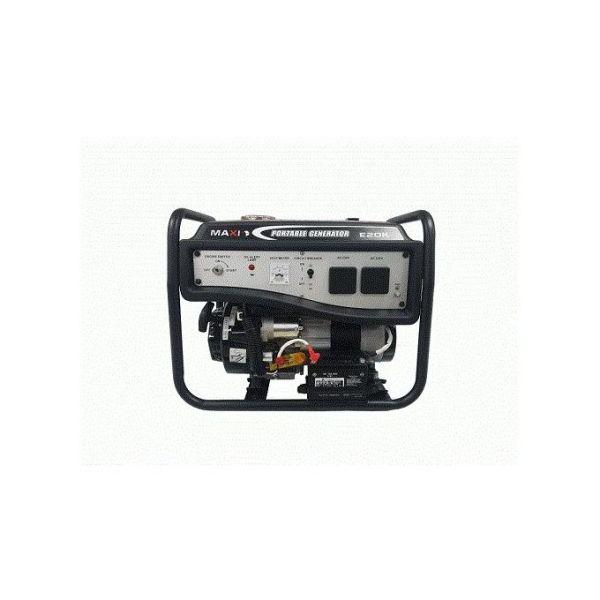 Maxi Generator 2.5kva 100% Copper Key Start