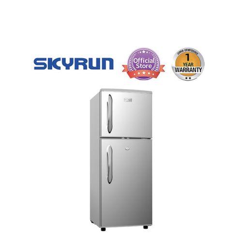 Skyrun Double Door Refrigerator 118 Liter