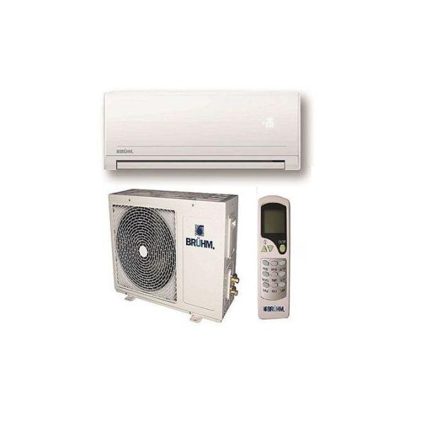 Bruhm 1.5HP Split Unit Air Conditioner+ Installation Kit