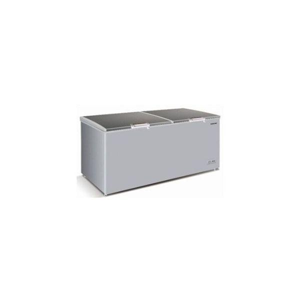 Bruhm 500Liters Double Door Premium Chest Freezer BD-500m
