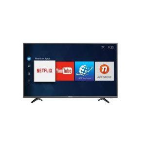 Hisense 40 Inches Smart Full HD LED TV + Wall Bracket.