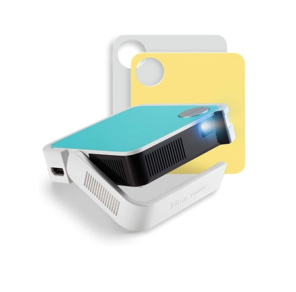 ViewSonic M1 Mini 1080p Portable LED Projector HDMI Built-in Battery