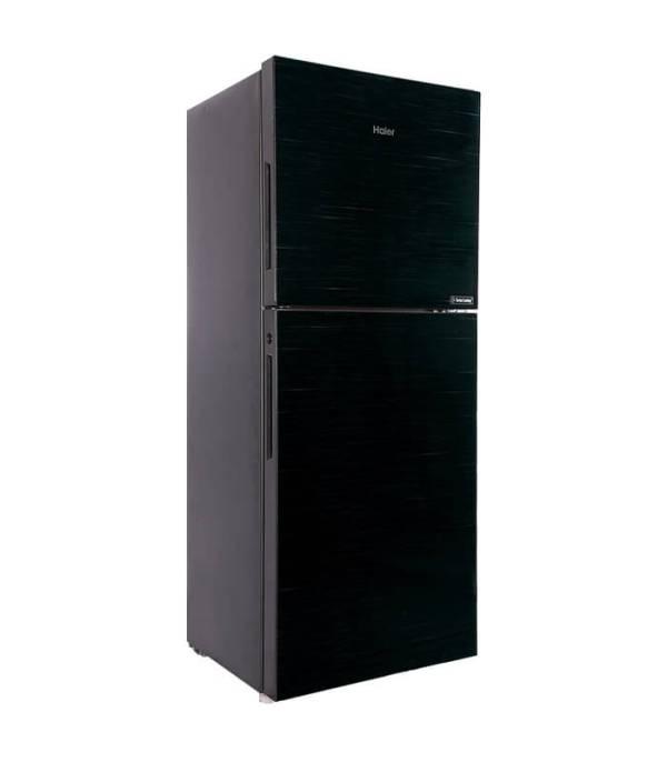 Haier Thermocool Top Mount 2Door Dcool HRF-305TBG R6 BLK Refrigerator