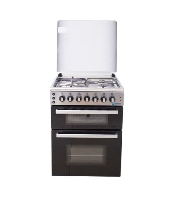 Haier Thermocool (3G+1E) Gas Cooker OGDC-6831 INOX