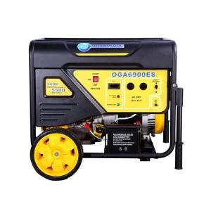 Haier Thermocool Generator Oga Max 6900ES 6.25KVA 5KW