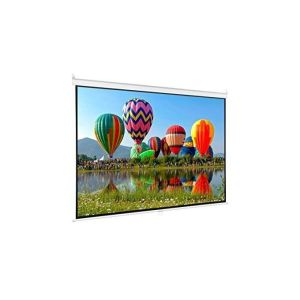 SMAAT 72 X 72 Inches Manual Projection Screen