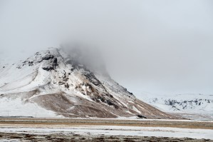 Landschaft mit Wetter
