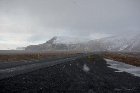 Road Trip mit Wetter