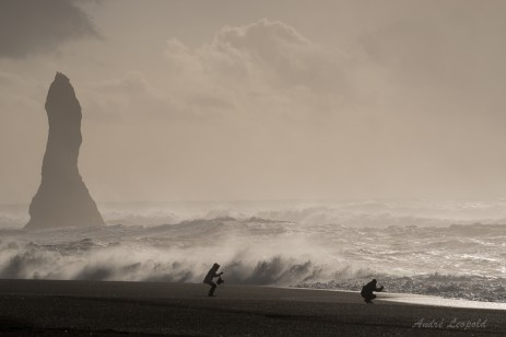 vor Wellenflucht