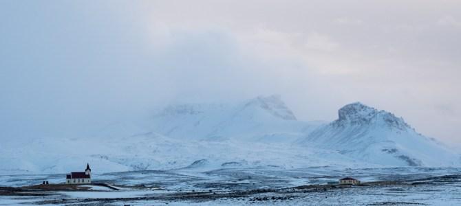 Weiterfahrt nach Snæfellsnes