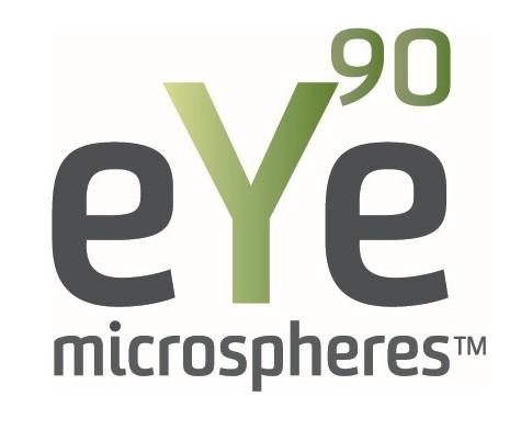 Y90 radioembolization with Eye90 microspheres
