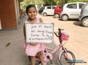 AB KI BAAR… NO BROKEN SWINGS IN PARK. #BRINGTHECHANGE