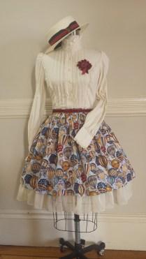 Delightful Dirigible Skirt