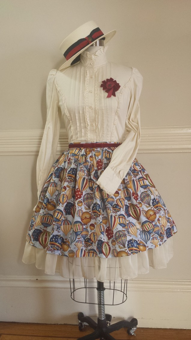 Delightful Dirigible Skirt