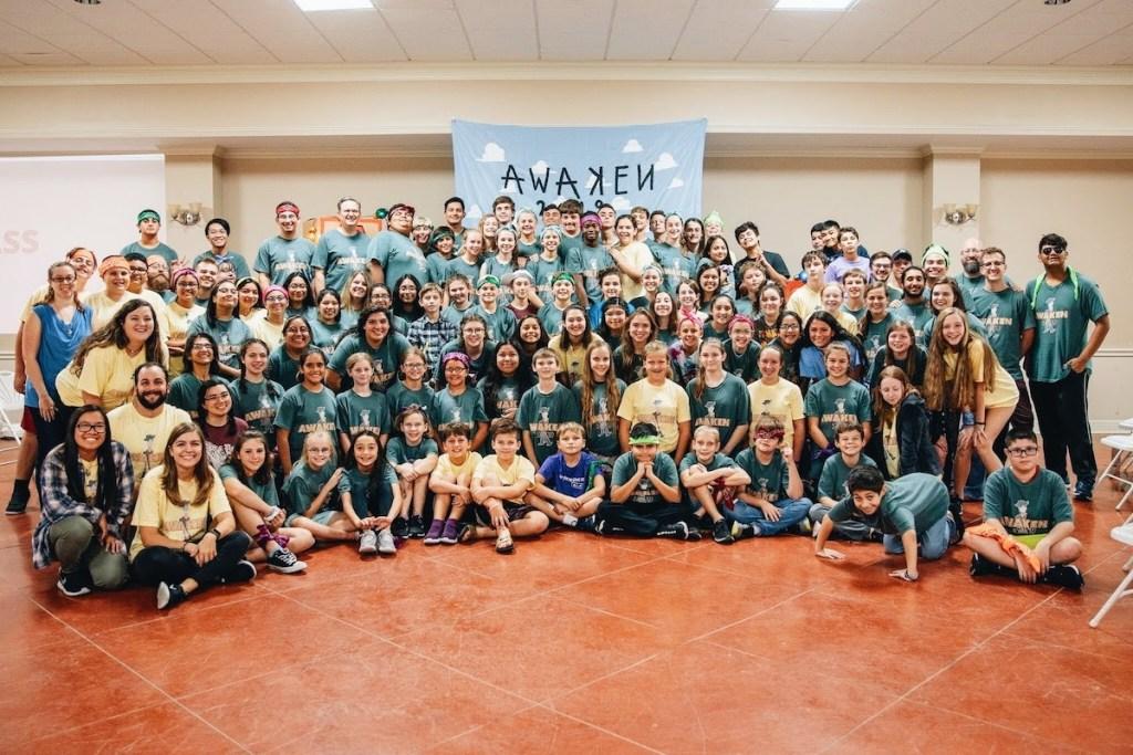 awaken group picture