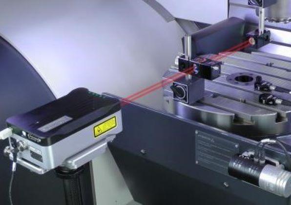 Renishaw Laser