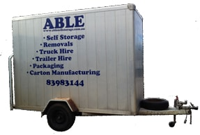 Truck hire, Truck rental, Trailer Rental and Temporary Fence Hire